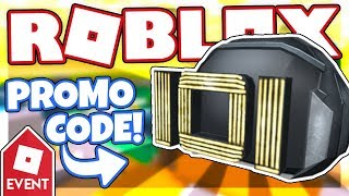 [EVENT?] How to get the IOI HELMET | Roblox Promo Code