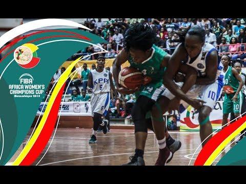KPA v Ferroviario Maputo - Full Game.