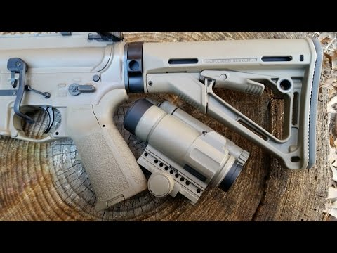 Fifty Shades of FDE (Flat Dark Earth)