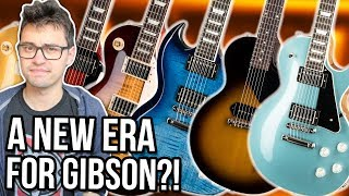 Gibson's Relaunched Lineup Reaction & Price of Running a Guitar Gear Channel?? || ASKgufish