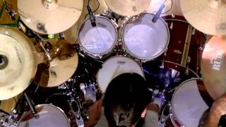 The Black Dahlia Murder - Vlad, Son Of The Dragon - Drums Cover