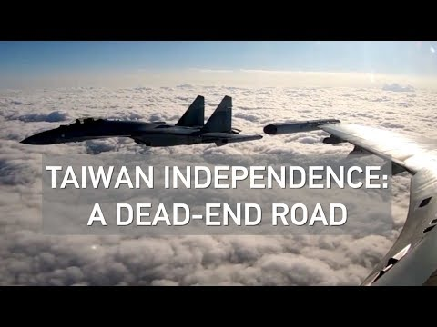 PLA stands firm against 'Taiwan independence'