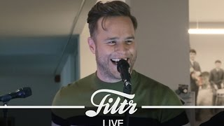Olly Murs - Grow Up (Live @Radio Hamburg)