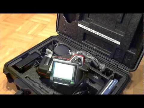 Wärmebildkamera - FLIR Systems T250