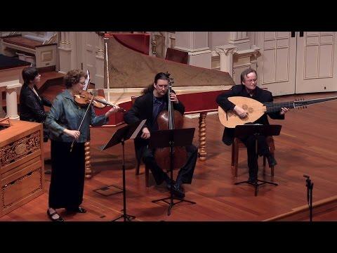 Dario Castello: Sonata Prima (Venice, 1629); Elizabeth Blumenstock with Voices of Music