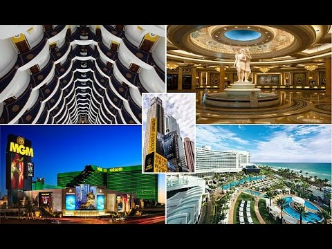 MGM Grand Las Vegas to the Atlantis Palm in Dubai Inside the most Instagrammed hotels in the WORLD