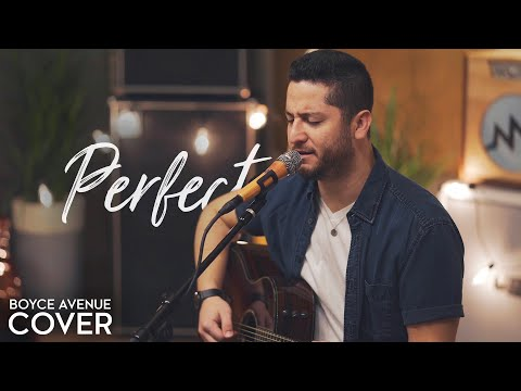 Perfect - Ed Sheeran & Beyoncé Boyce Avenue acoustic  on Spotify & Apple