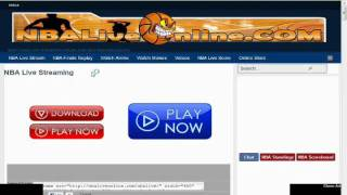 how to watch live nba games online free 100% working thumbnail