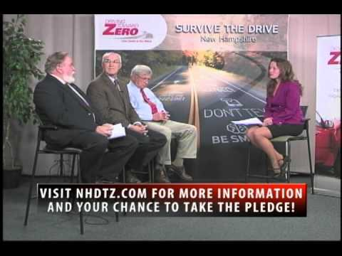 New Hampshire Driving Toward Zero: Seat Belt and Motorcycle Safety
