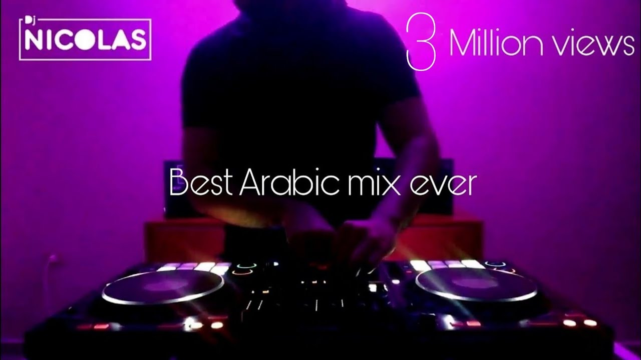 Arabic DJ Mix Live Mix Top Party Songs - Quarantine 2020 / ميكس عربي رقص حجر كورونا