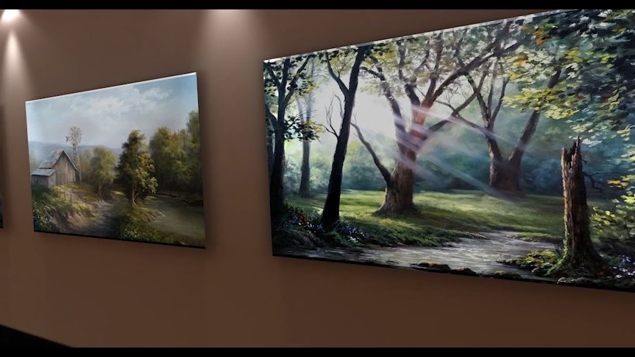 Landscape Paintings Gallery