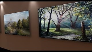 Landscape Painting Gallery - Paint with Kevin