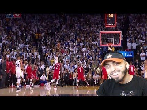 Houston Rockets vs Golden State Warriors - Full Game Highlights 2017-18 NBA Season REACTION