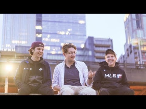 The Seattle Vlog! (Halo World Championship 2018)