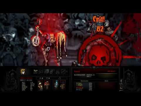 Darkest Dungeon - The Crimson Court - Viscount Boss Fight