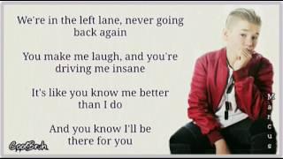 Marcus and Martinus - Together - (Lyrics)