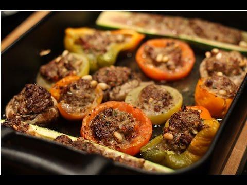 recette-des-légumes-farcis-au-boeuf-(recette-diététique)