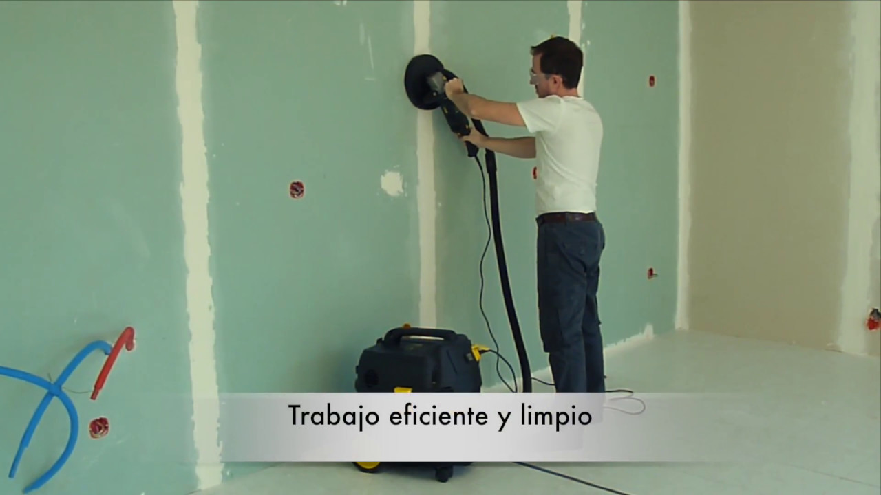 Lijadora de pared fartools youtube - Lijadoras para pared ...