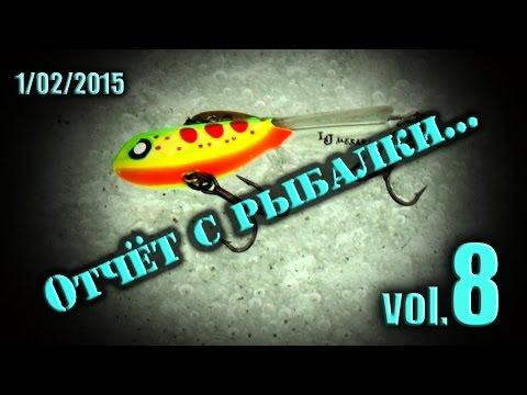 Ловля Щуки со льда на Балансир и Живца. Ice Fishing. Отчёт с Рыбалки  vol 8