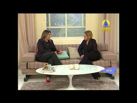 Entrevista Luzia Costa - Tv Aparecida ...