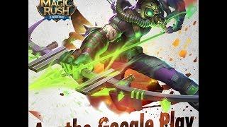 Magic Rush:Heroes/Let's play #8/ответы на вопросы