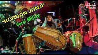 Download lagu KORBAN JANJI full jaipong versi miljay MP3