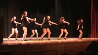 Burn it Up - Janet Jackson (Dance Routine by BH-BL Dancers)
