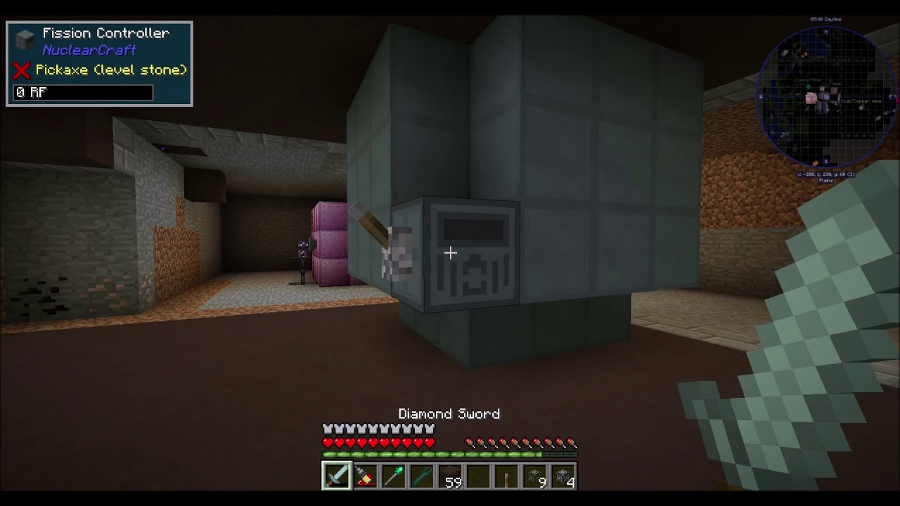 Repeat OmniFactory Ep56 Fission by direwolf20 - You2Repeat