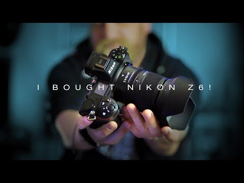 Why I bought Nikon Z6 instead of Sony in 2020