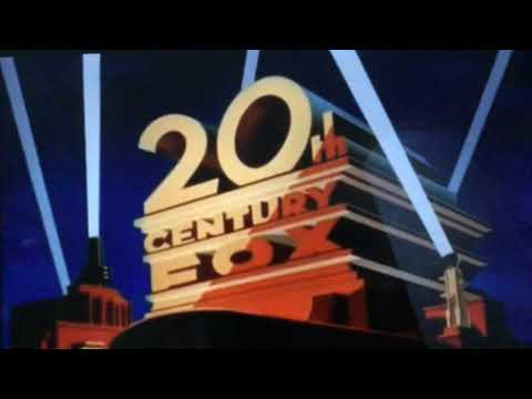 20th Century Fox Canada TV Logo 1953-1994 ON FOX