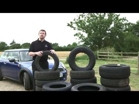 The Dangers Of Part Worn Tyres