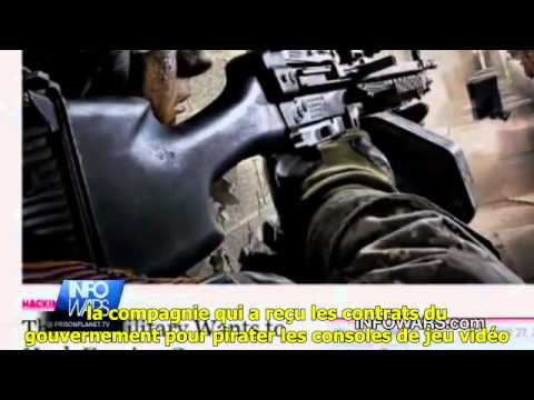 Le Kinect de Microsoft Xbox : Un Outil d'Espionnage - 5 Avril 2012 - Alex Jones