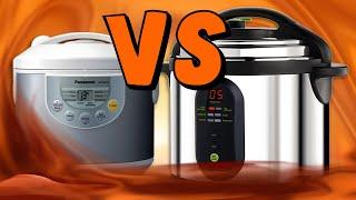 Panasonic SR-TMH18 vs. Moulinex CE4000. Мультиварка или скороварка? Вот, в чем вопрос!