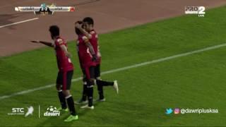 هدف الرائد الثاني ضد الشباب (سلطان السوادي) في الجولة 10 من دوري جميل