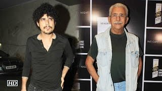 Imaad is not a STAR KID for me: Naseeruddin Shah