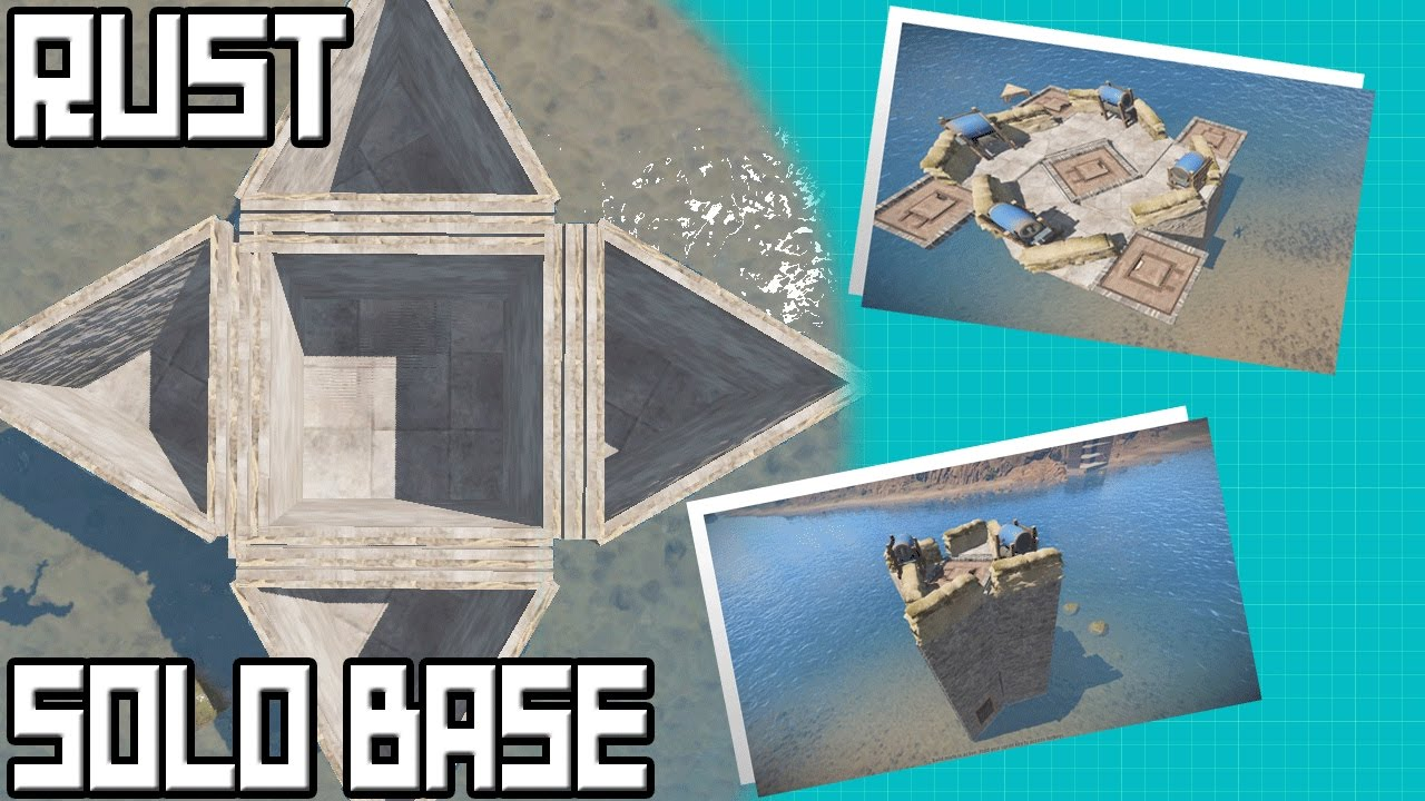 how to make a solo server on rust