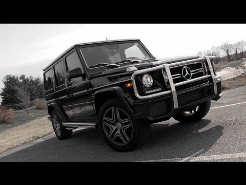 2016 Mercedes-Benz G-Class: Review