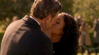 Olivia & Fitz | Every Kiss (Scandal S1-7)