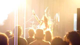 Shonen Knife live at the Scala in London on may 24th, 2010. Song : ...