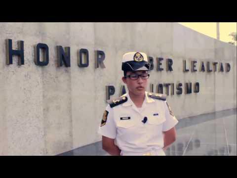 Heroica, así es la Escuela Naval. Institución que forma a mexicanos de primera.
