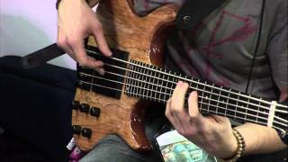 PreSonus—Hadrien Feraud, Michael Lecoq, & David Haynes live from NAMM 2013, 2 of 3