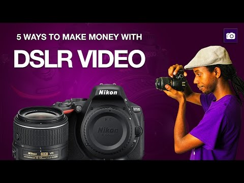 5 Ways to Make Money With Your Video Content