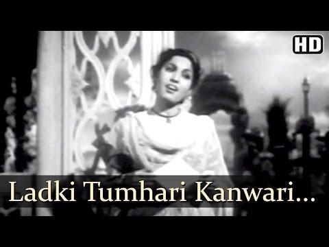 Afsana Likh Rahi Hoon - Dard - Uma Devi - Suraiya - Munawwar Sultana - Old Hindi Songs