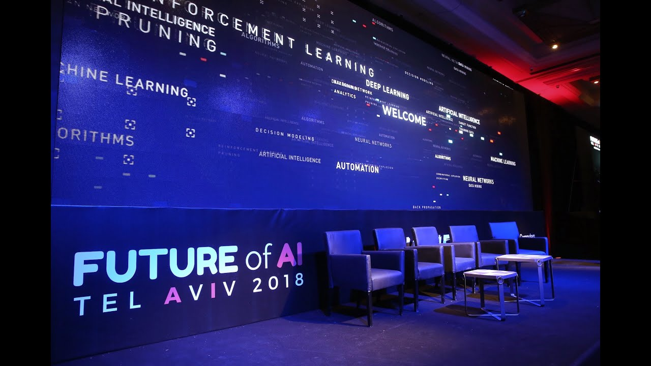Future of AI - The Leading AI Conference - March 26-27