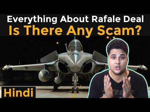 Everything About Rafale Deal,This Video Will Shock You,rafale deal scam,rafale deal Controversy