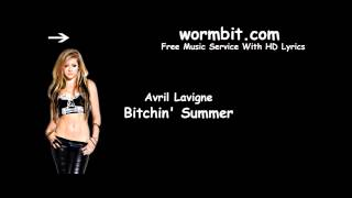 Avril Lavigne - Bitchin' Summer (Official Audio)