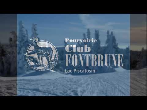 Pourvoirie Fontbrune. On vous souhaite la bonne année 2021