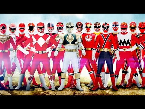 Top 10 Power Rangers Series - YouTube