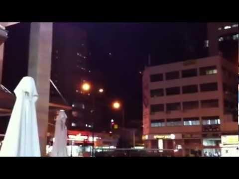 11/20/2012 Another fall in Rishon - Captured by Adam Moss on his way back from work
