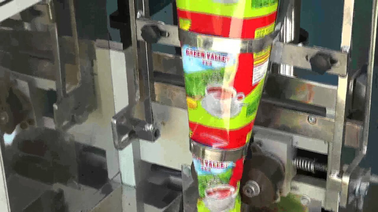 Tea Packaging Machine Manufacturers Youtube